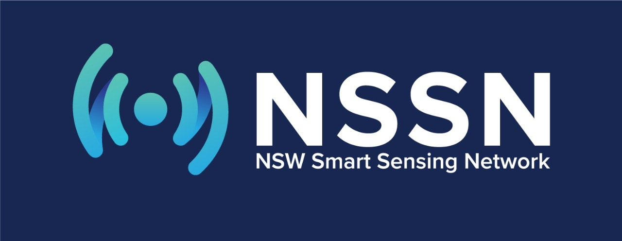 NSW Smart Sensing Network logo