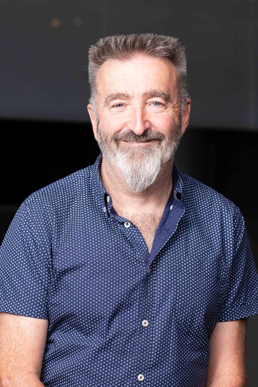 Photo of Professor Keith Dobney