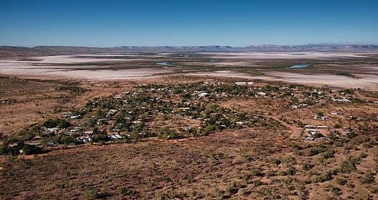 Wyndham, East Kimberley - one of the trial sites.