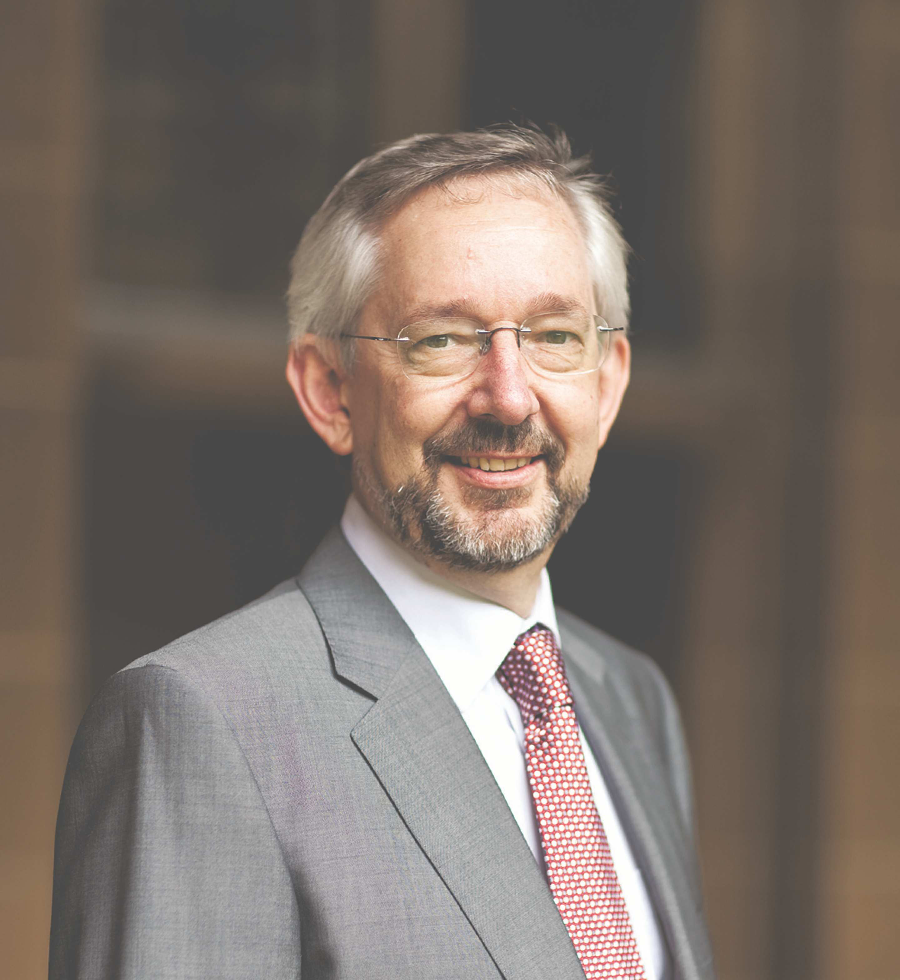 Professor Trevor Hambley
