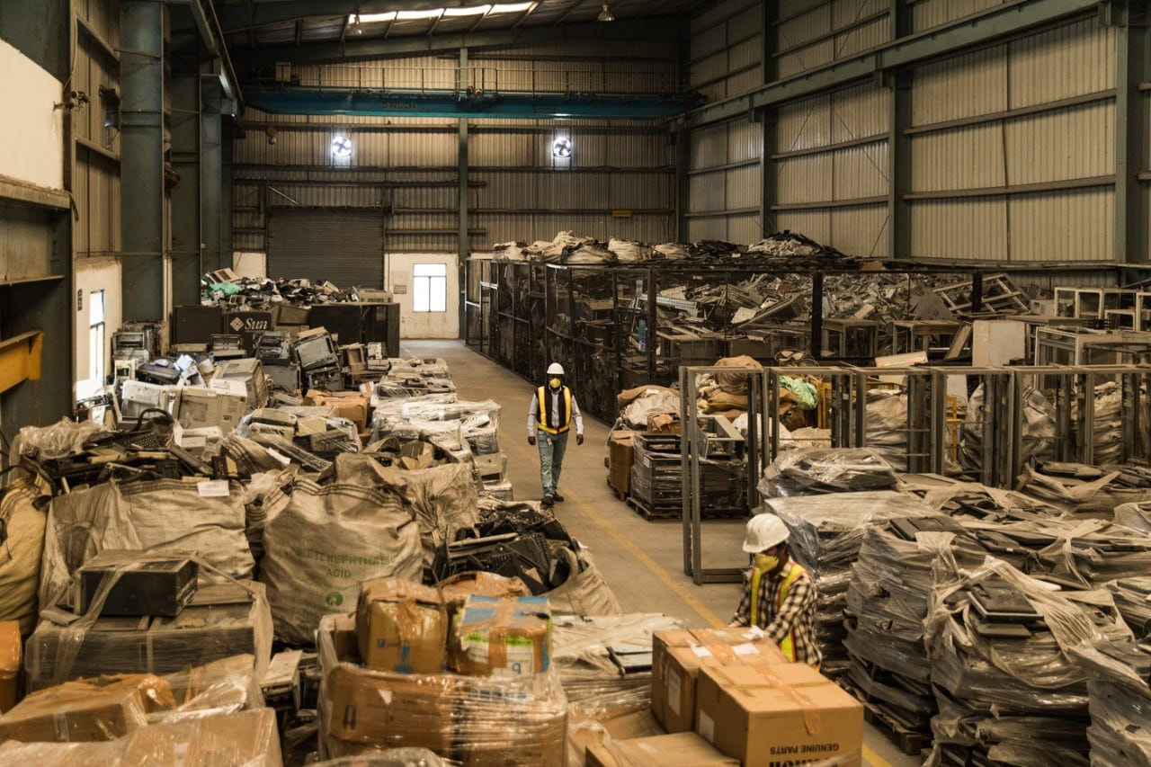 Tackling India's e-waste recycling crisis - The University of Sydney