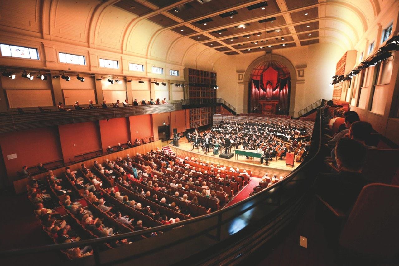 Venue Hire Sydney Conservatorium Of Music