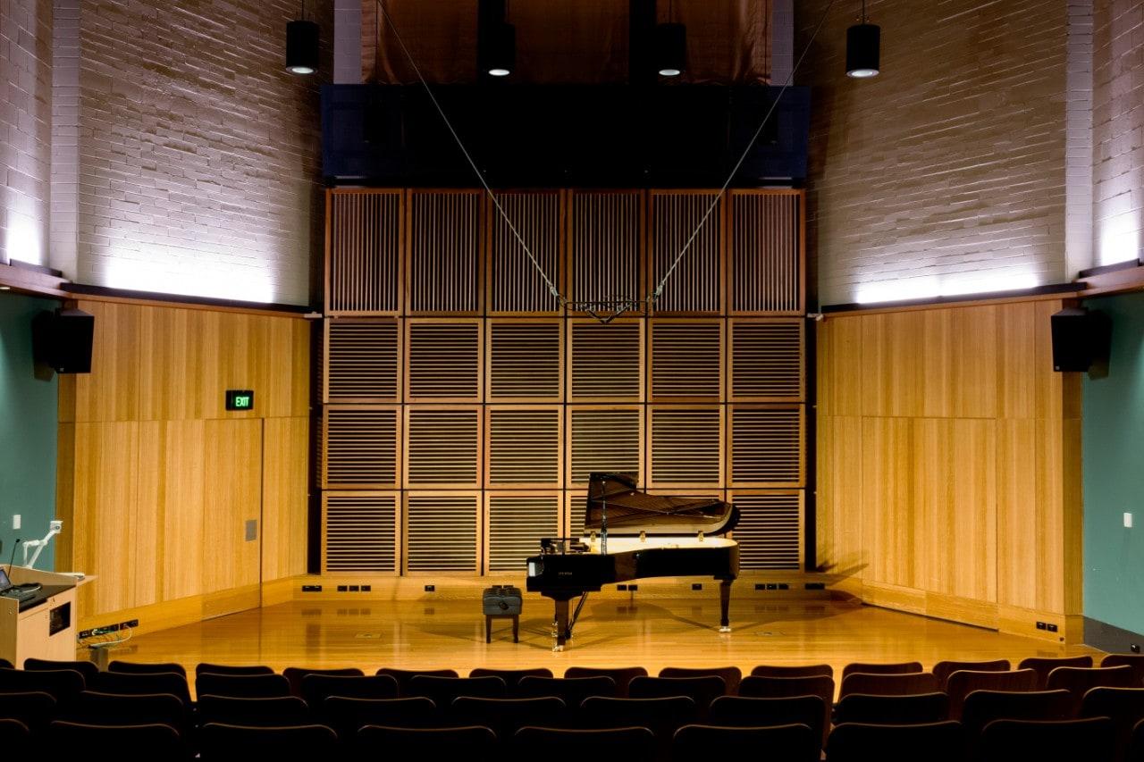 Small Music Room Piano