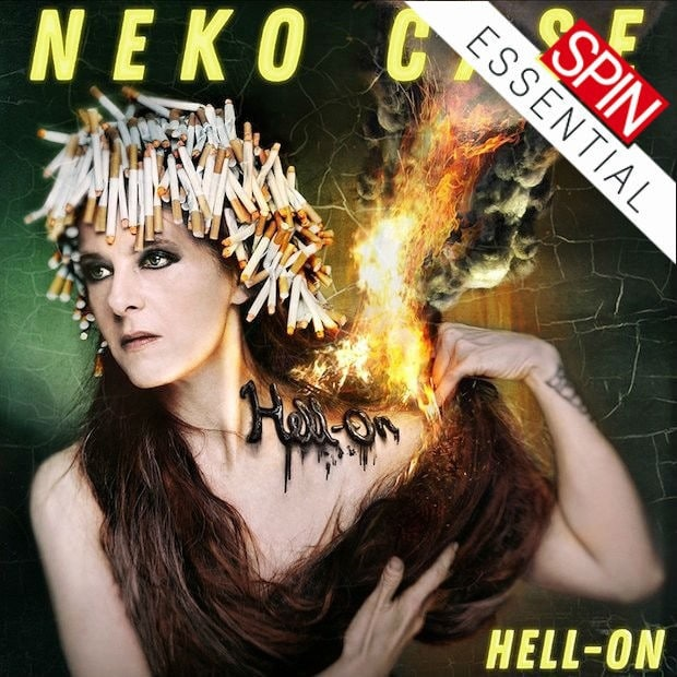 Neko Case: Hell-On album cover