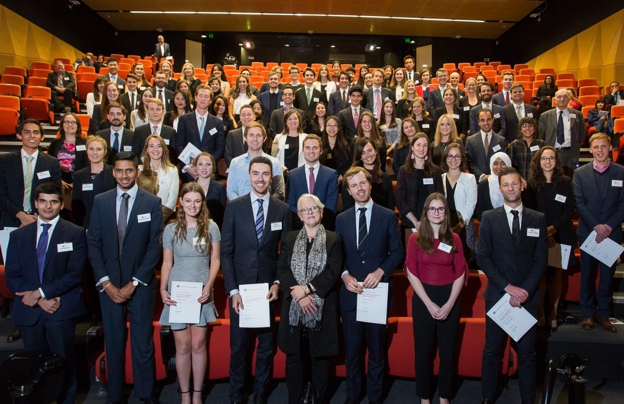 Outstanding Students Recognised At 2018 Prize Ceremony The University Of Sydney
