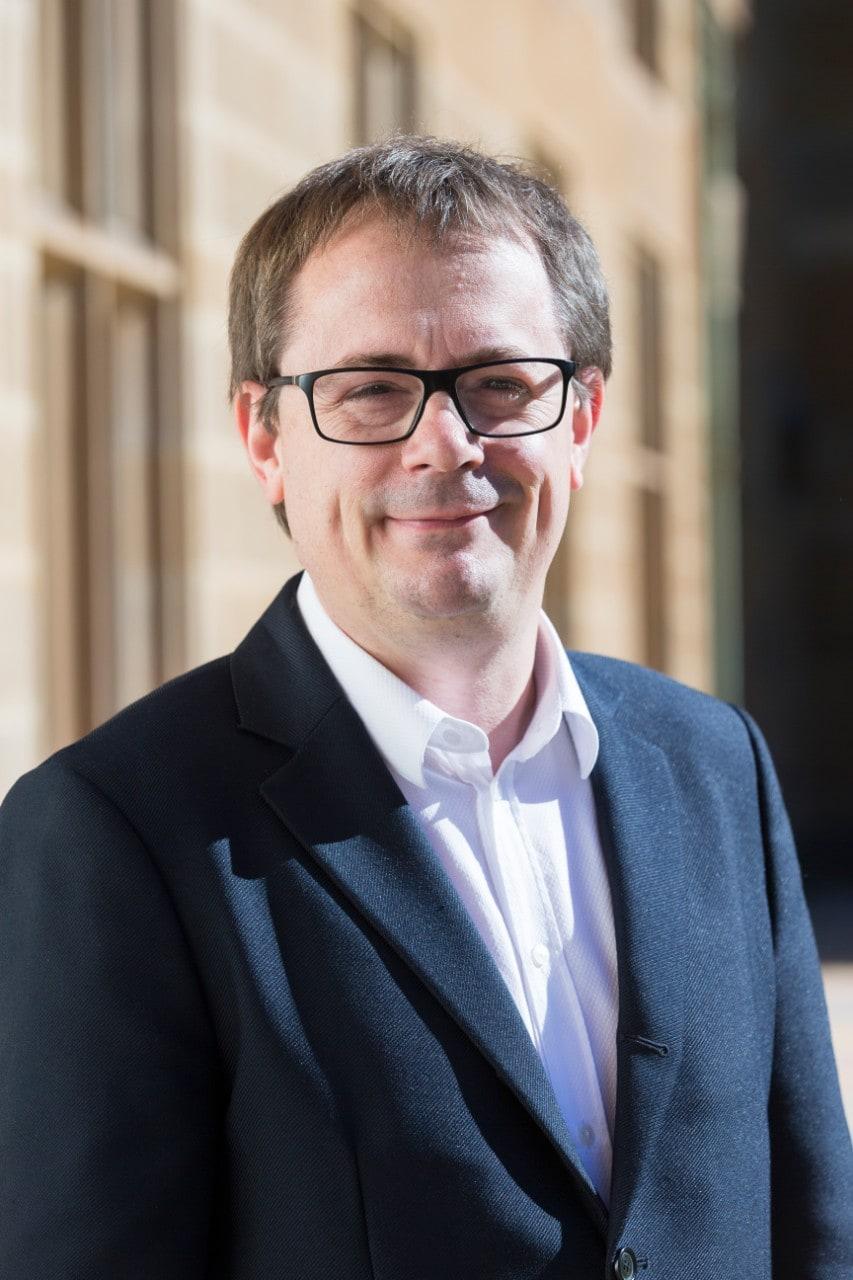 Professor Marc Stears