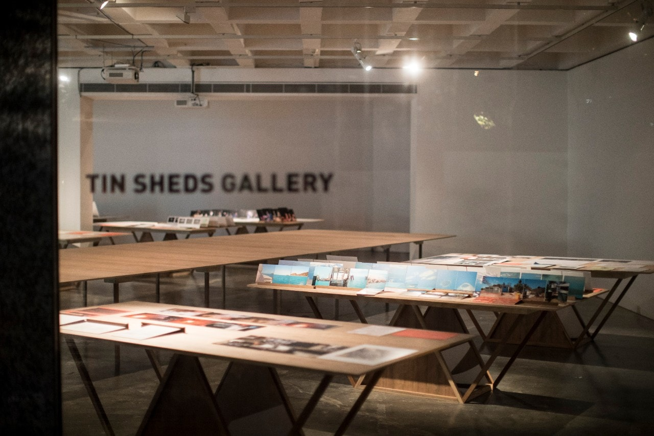 Tin Sheds Gallery
