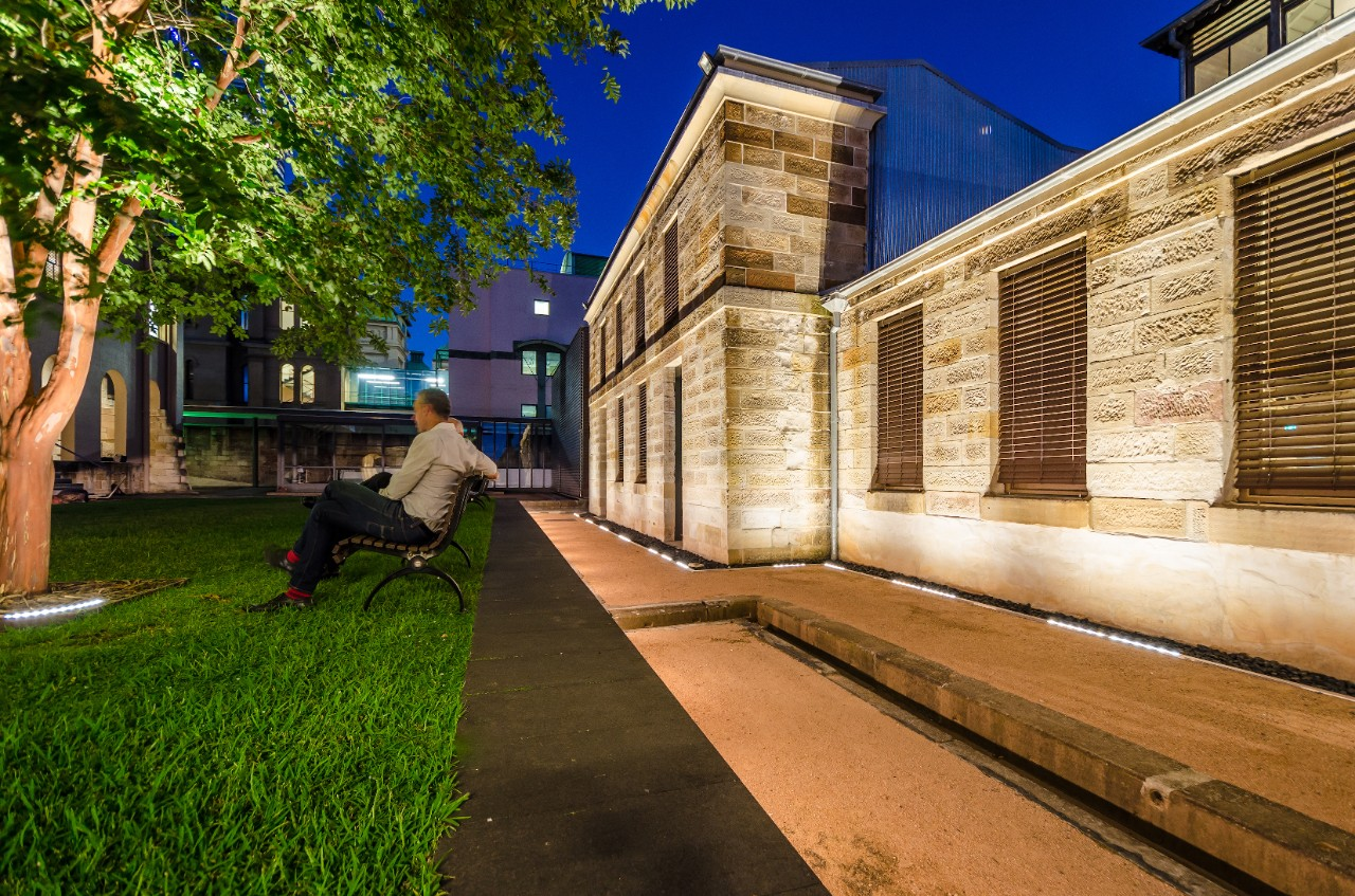 Study lighting design the university of sydney school of