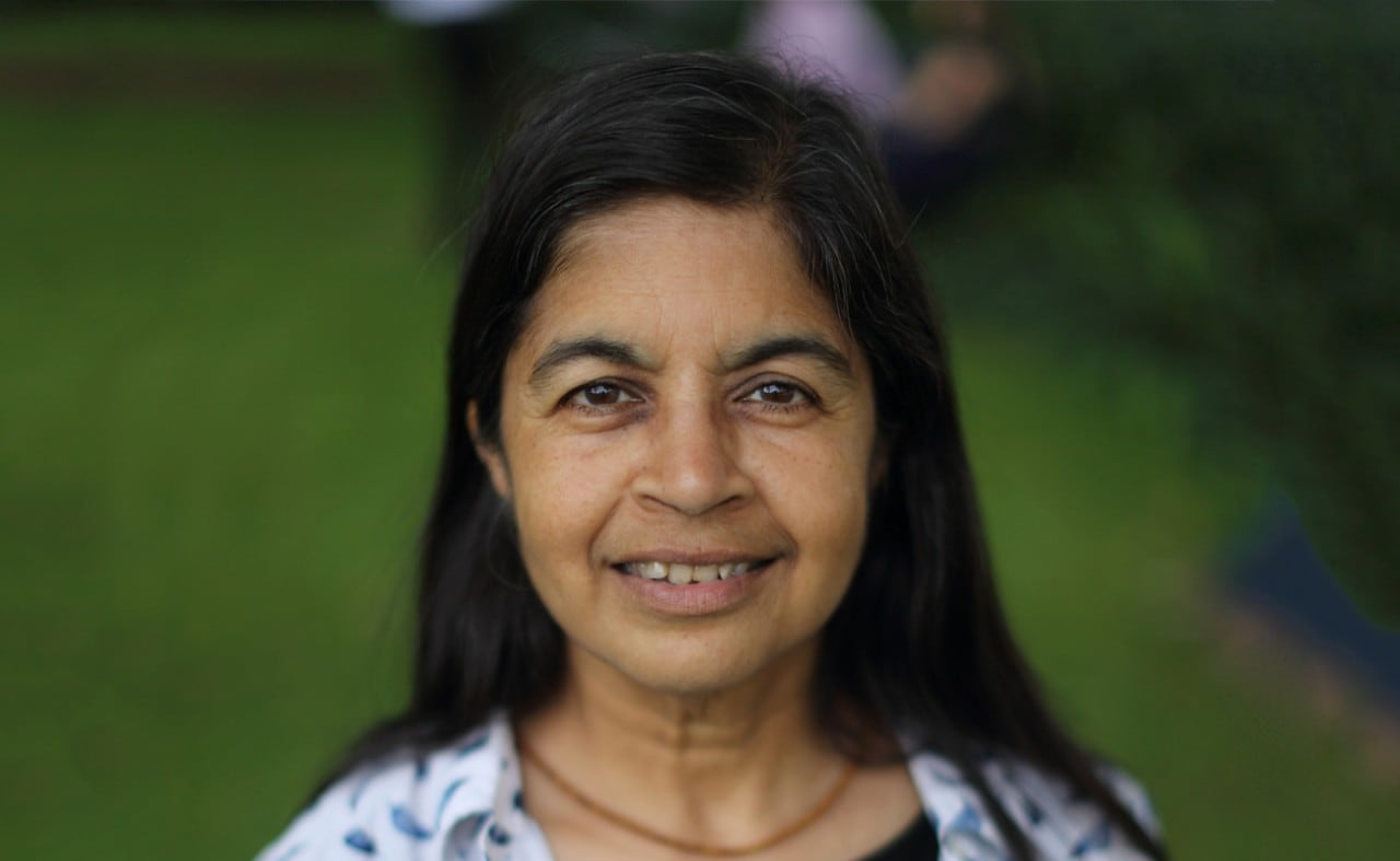 Professor Nalini Joshi was the first female Head of School of Mathematics at the University of Sydney.