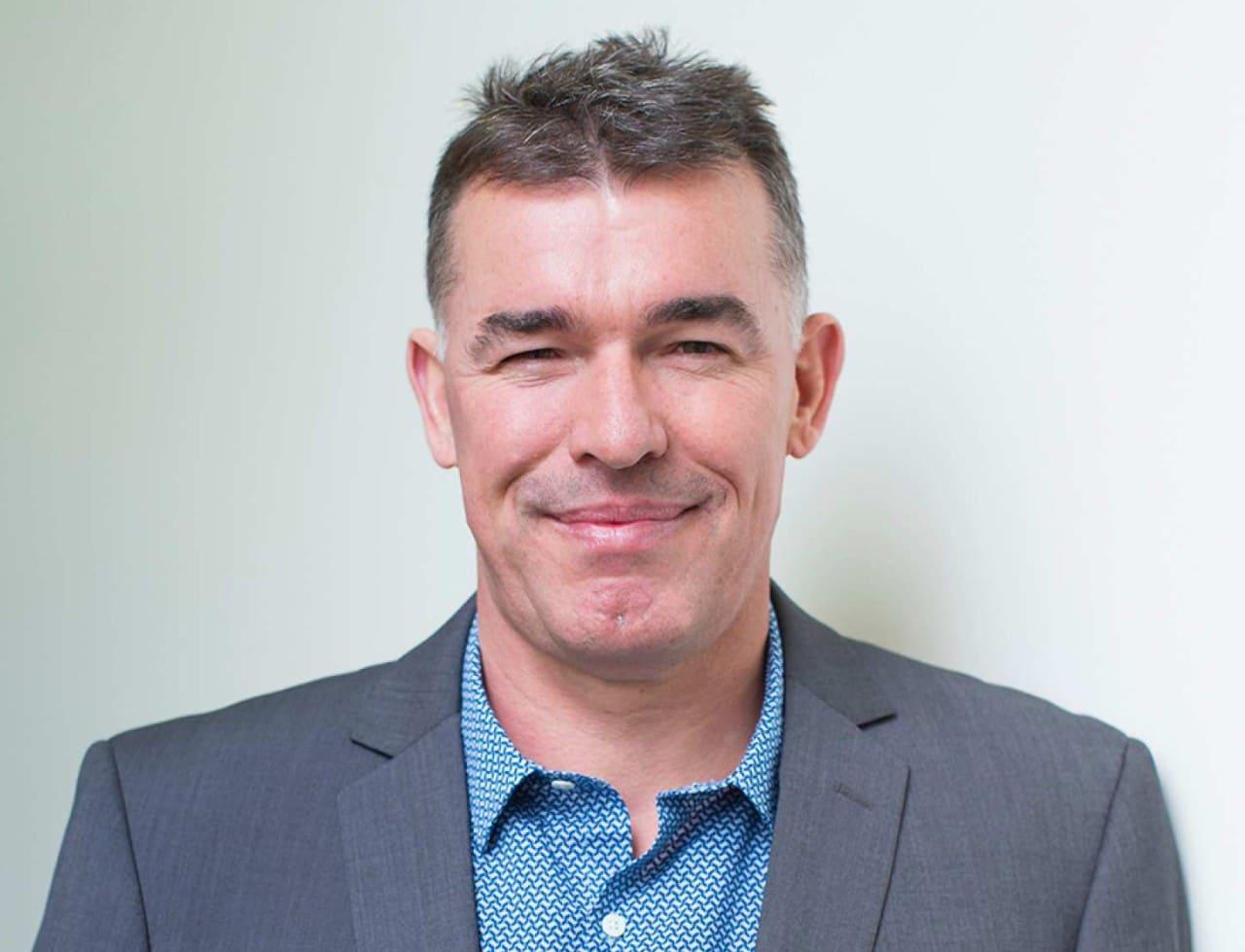 Professor Iain McGregor.