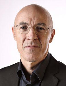 Professor Nick Enfield portrait