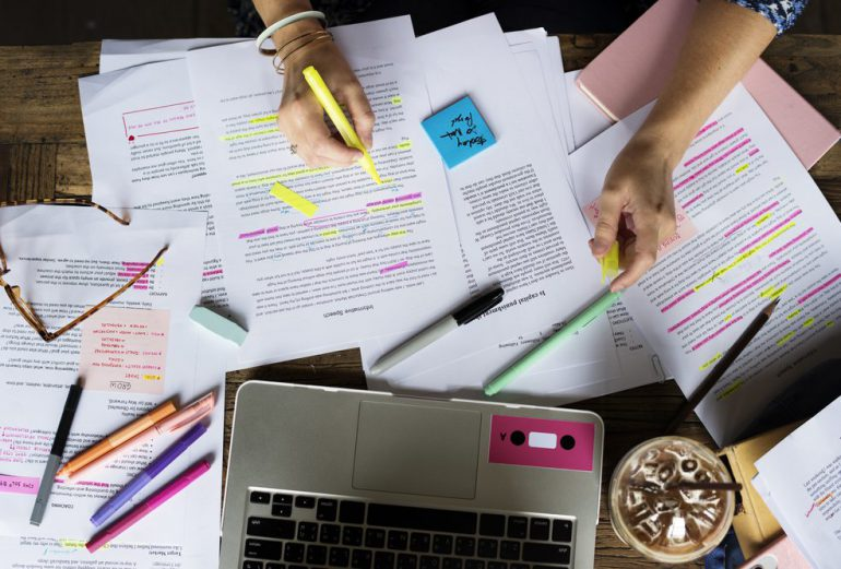 How to write an abstract in a nursing assignment
