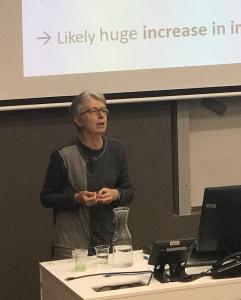 Prof Jane Gilbert, AUT