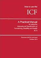 ICF Manual cover page