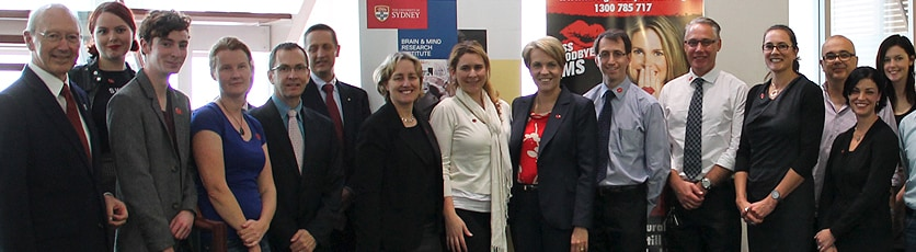 Photo of Tanya Plibersek at BMRI