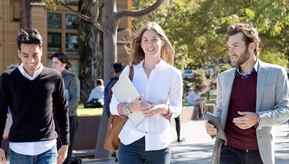 postgraduate student at the university of sydney