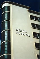 Dentistry building