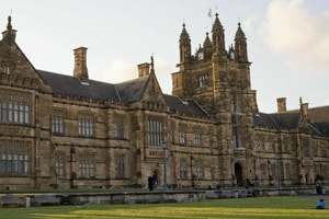 The University Quadrangle