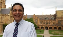 Deputy Vice-Chancellor (Indigenous Strategy and Services) Shane Houston