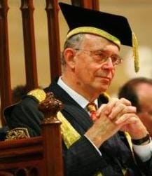 The Hon Kim Santow AO, Chancellor of the University of Sydney 2001-2007