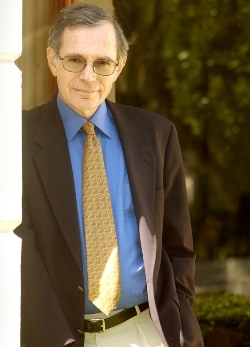 The concept of freedom has evolved through American history, says Professor Foner, above.