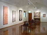 Photo of the inside of the art gallery