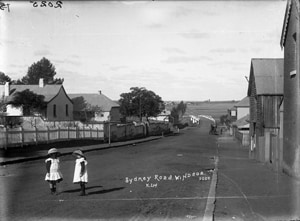 Sydney Road, Windsor, HP83.60.2210, Macleay Museum, University of Sydney.