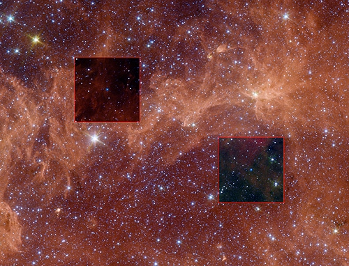 The astronomy team developed a method of finding the truly massive stars in the Milky Way.