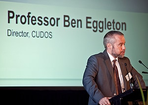 Professor Ben Eggleton is in the running for the Eureka Prize for Leadership in Science.
