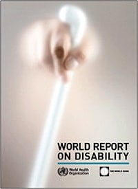 The 'World report on disability' provides a realistic picture of disability around the world.