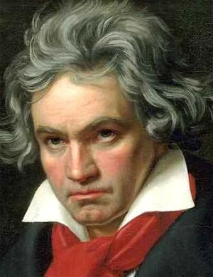 Icon of the Romantic Age, Beethoven was born in the same year Captain Cook first arrived in Australia.