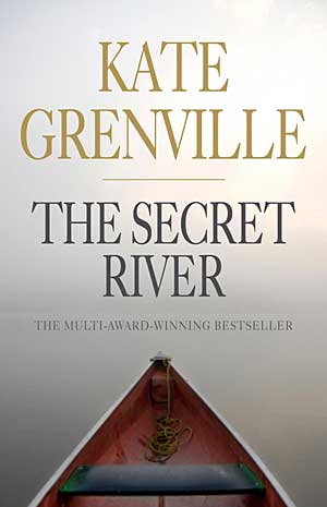 Kate Grenville's The Secret River is the inaugural selection for the First-Year Book Club.