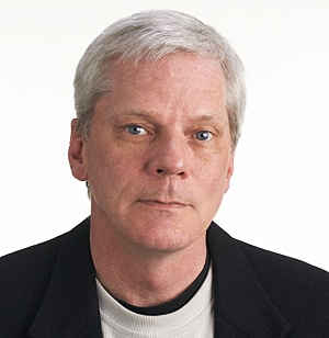 Icelandic journalist Kristinn Hrafnsson, current spokesman for WikiLeaks.