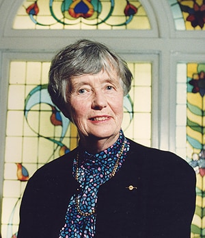 Dame Leonie Kramer was University of Sydney Chancellor from 1991 to 2001.