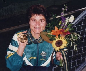 Liane Tooth is arguably our most decorated Olympian - having competed at four Olympics and won gold at Seoul in 1988 and Atlanta in 1996.