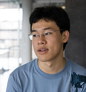Dominick Ng has been awarded a Fulbright Scholarship to spend eight months studying at UC Berkeley.