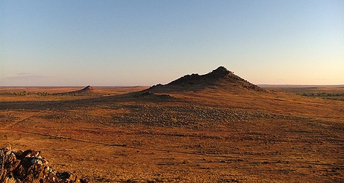 The desert surrounding Broken Hill has been used in films like 'Mad Max' and 'Priscilla: Queen of the Desert'.