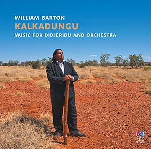 William Barton on Kalkadungu country. [Image: Allan Chawner]