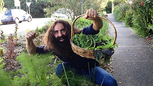 Costa Georgiadis, host of ABC's 'Gardening Australia', is one of the speakers at the Young Professionals in Agriculture Forum.