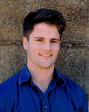 Jacob Taylor will undertake a Master's in Neuroanthropology at University of Oxford next year.