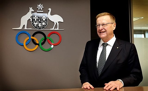 "John Coates: ""To become an Olympian or Paralympian is a considerable honour - one that will remain with you throughout your life."""