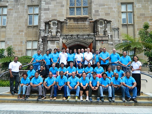 The School of Geosciences has hosted Maritime Boundaries and Ocean Governance working sessions for six years.