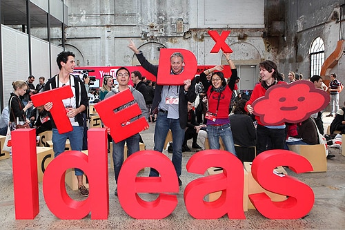 The University of Sydney is a principal partner of TEDxSydney 2013. [Image: First Light Photography]