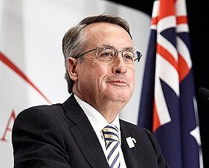 Treasurer Wayne Swan will deliver the contentious federal budget next week. [Image: Flickr/Canada 2020, used under the Creative Commons licence]
