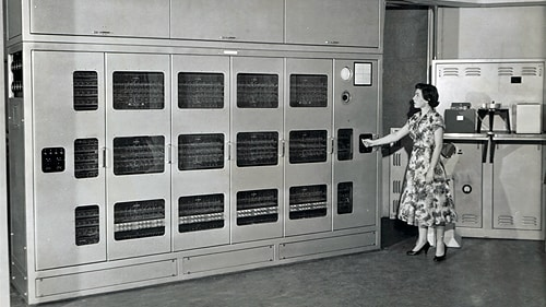 SILLIAC was the first supercomputer built in an Australian university, in 1956 thanks to the generosity of Adolph Basser.
