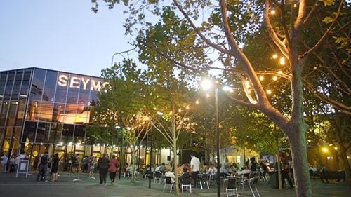 The University of Sydney's major performing arts venue, the Seymour Centre, will present a number of shows as part of the 2014 Sydney Festival.