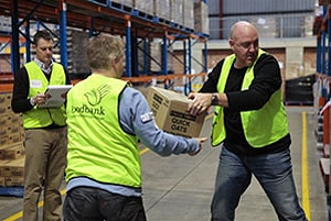 Foodbank is Australia's largest hunger relief organisation.