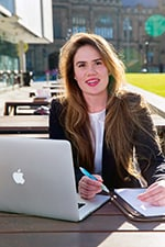 Deema Salka, Master of Global Law (MGlobL)