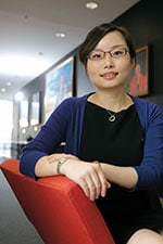 Jing Li, Hong Kong, Master of Business Law (MBL)