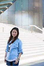 Christina Guo, Bachelor of Arts (Media and Communications)/Bachelor of Laws